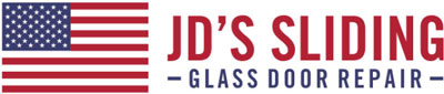 JD's Sliding Glass Door Repair Logo
